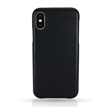 iPhone X Hülle aus Leder - hauchdünnes Design