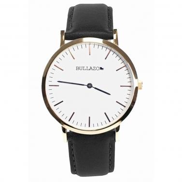leather strap watch BULLAZO Sencillo
