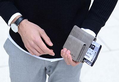 Men Leather Accessoires