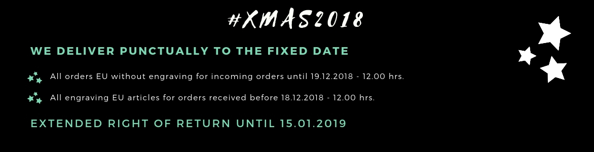 Xmas 2017 our delivery promise