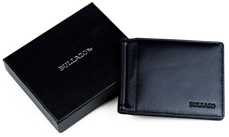 Fino-geldboerse-schwarz-mit-geschenkbox-gelklammer