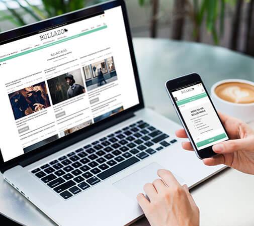 Newsletter Anmeldung Bullazo / Geheime Rabatte / Gutscheine / Lifestyle & Business Insights