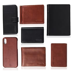Leather cases & Briefcases